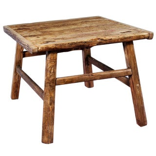 Top Product Reviews for Vintage Side Table 8281402 Overstockcom