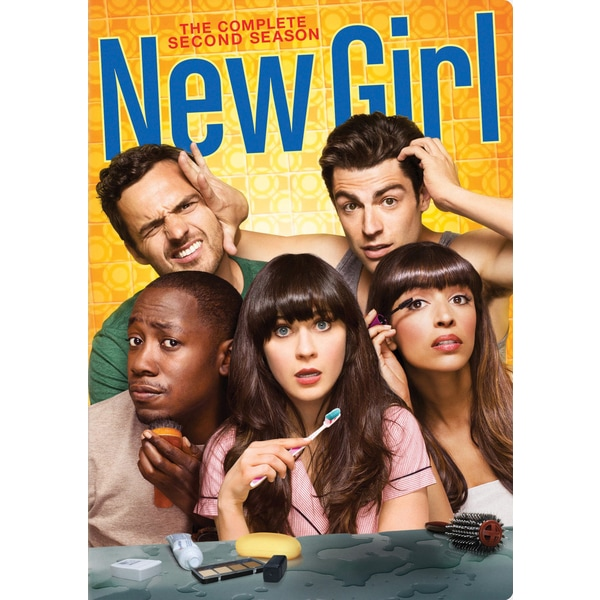 New Girl: Season 2 (DVD)