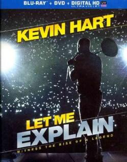 Kevin Hart: Let Me Explain (Blu-ray/DVD)