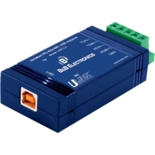 B+B USB to RS-422/485 Converter with Terminal Block