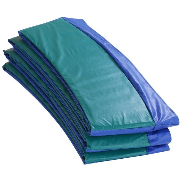 12-foot Trampoline Spring Cover Safety Pad