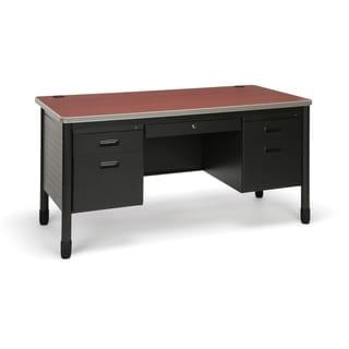 OFM Double Pedestal Desk 66360