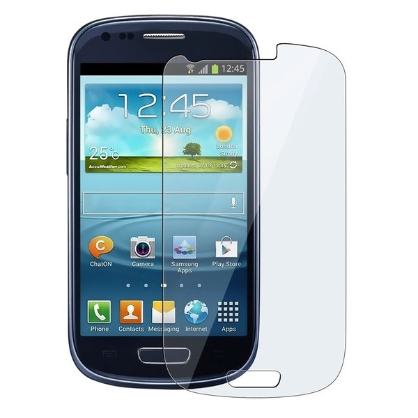 INSTEN LCD Protector for Samsung Galaxy S3 Mini I8190 (Pack of 2)