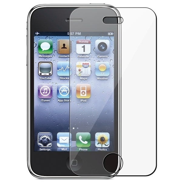 INSTEN LCD Protector for Apple iPhone 1 (Pack of 4)