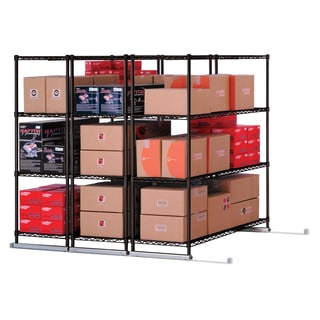 OFM Silver X5 Lite 3 4-shelf Units X5L3-4818