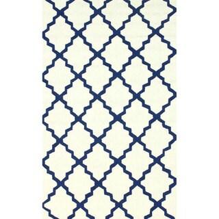 nuLOOM Indoor/ Outdoor Moroccan Trellis Rug (5' x 8')
