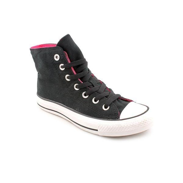 Converse Women's 'CT AS TWO FLD HI' Basic Textile Athletic Shoe