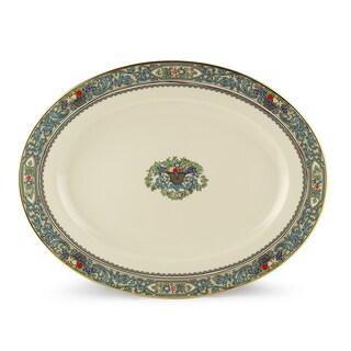 Lenox Autumn 13-inch China Oval Platter