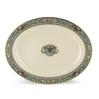 Lenox Autumn 13-inch China Oval Platter