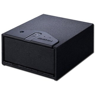 Stack On Quick Access Safe with Biometric Lock