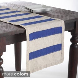 Banded Design Table Runner