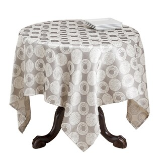 Circle Design Table Topper