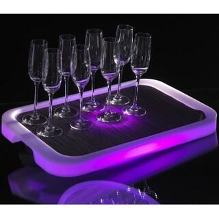 ImagiLight LED-lighted Tron Tray Rectangle