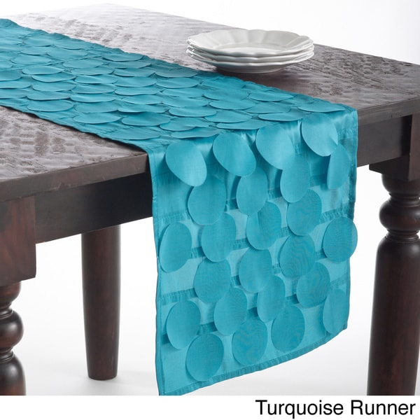 13 x 60 Party Decoration CHRISTMAS CONCEPTS LTD Home Decoration Turquoise Sequin Table Runner