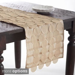 Circle Design Table Runner or Topper