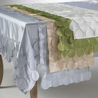 Circle Design Table Runner or Topper