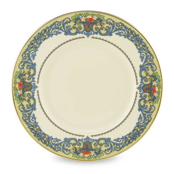 Lenox China Autumn Accent Plate  sc 1 st  Overstock.com & Lenox China Autumn Accent Plate - Free Shipping On Orders Over $45 ...