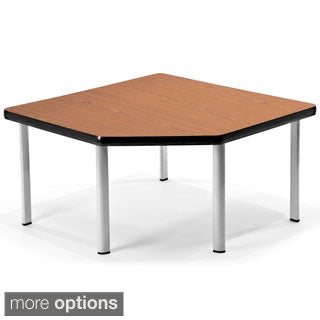 OFM Cherry Top 41-inch Corner Table