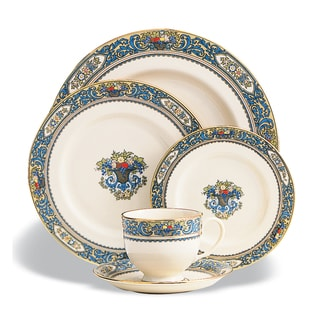 Lenox China Autumn 5-piece Dinnerware Place Setting  sc 1 st  Overstock.com & Lenox Dinnerware For Less | Overstock.com