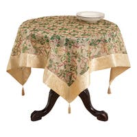 Printed Christmas Table Topper