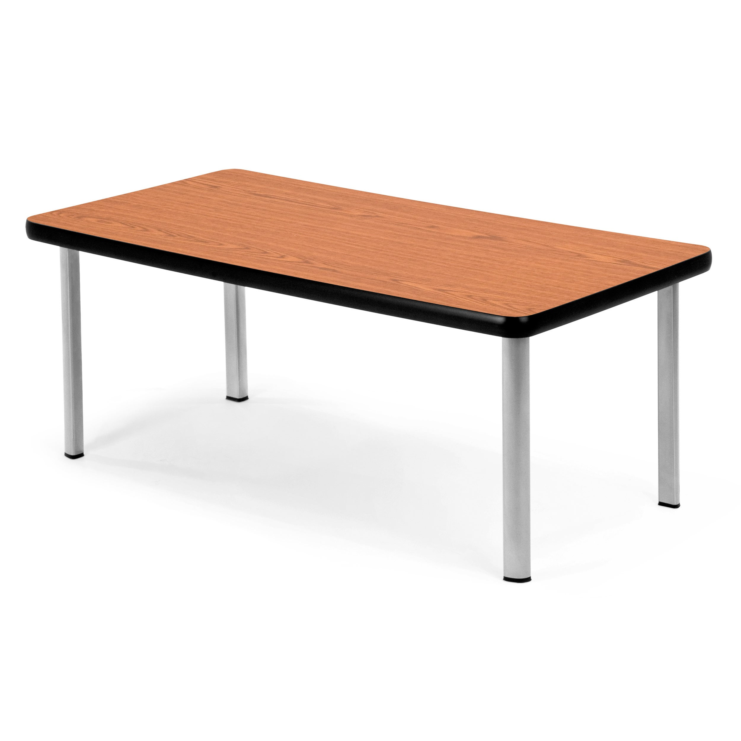 OFM Cherry Top 40-inch Breakroom Coffee Table (Cherry), B...