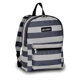 Everest Grey Striped 15-inch Backpack