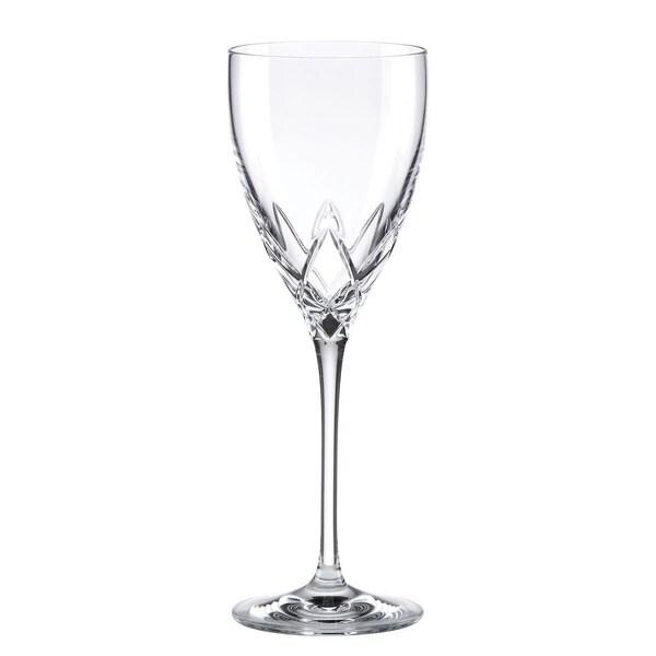 Lenox Venetian Lace Signature Crystal Wine Glass