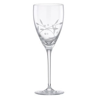 Lenox Opal Innocence Signature Crystal Wine Glass