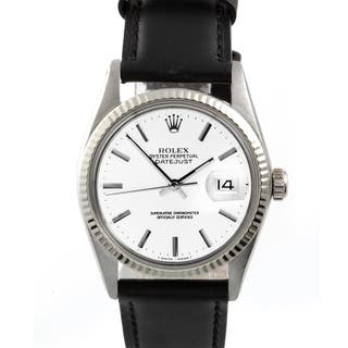 Pre-Owned Rolex Men's Stainless Steel Datejust Watch|https://ak1.ostkcdn.com/images/products/8285948/8285948/Pre-owned-Rolex-Mens-Stainless-Steel-Datejust-Watch-P15605779.jpg?impolicy=medium