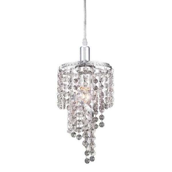 Petite chandelier free shipping today overstock 15605849 petite chandelier aloadofball Gallery
