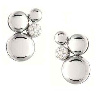 Calvin Klein Jewelry Liquid 'KJ04AE090100' Stainless Steel Fashion Earrings