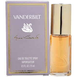 Gloria Vanderbilt 'Vanderbilt' Women's 0.5-ounce Eau de Toilette Spray