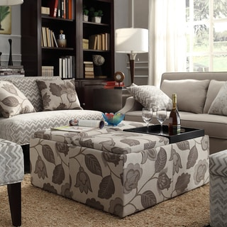 Cocktail Ottoman Ottomans Amp Storage Ottomans Overstock Com