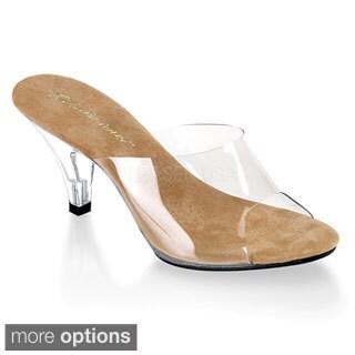 Pleaser Women's 'BELLE-301' Stiletto Heel Shoes https://ak1.ostkcdn.com/images/products/8286252/P15606040.jpg?_ostk_perf_=percv&impolicy=medium