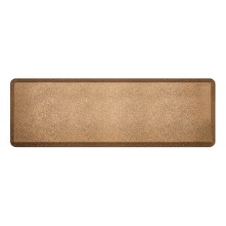 WellnessMats Granite Copper Original Smooth Anti-fatigue Floor Mat (6' x 2') (As Is Item)
