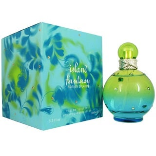 Britney Spears Island Fantasy 3.3-ounce Eau de Toilette Spray