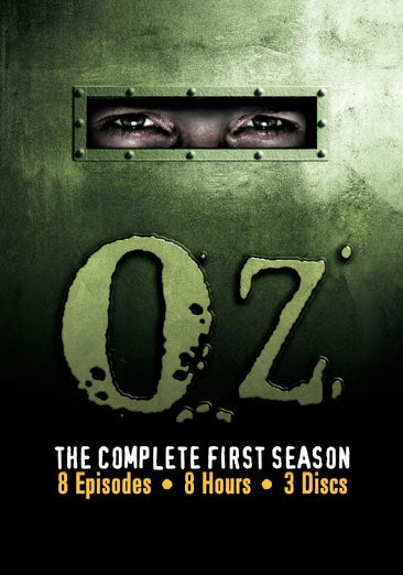Oz:The Complete First Season (DVD) - Thumbnail 0