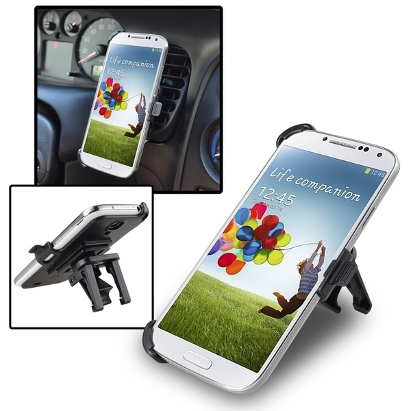 INSTEN Car Air Vent Holder Mount/ Plate for Samsung Galaxy S4 i9500