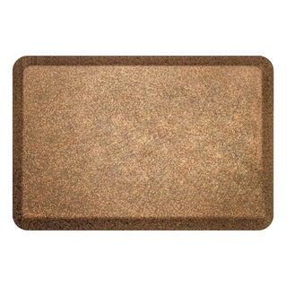 WellnessMats Granite Copper Original Smooth Anti-fatigue Floor Mat (2' x 3')