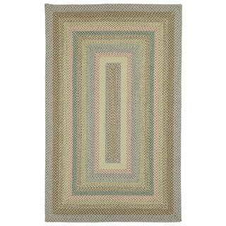 Malibu Indoor/ outdoor Woven Multi Rug (5'x8')