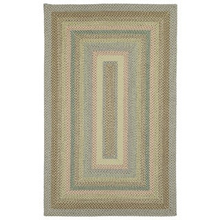 Malibu Indoor/ outdoor Woven Multi Rug (8'x11')