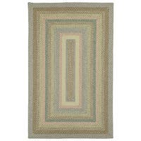 Malibu Multicolored Woven Indoor/ Outdoor Area Rug - 9' x 12'