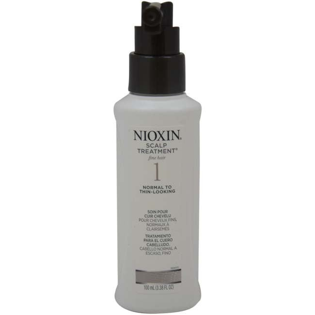 Nioxin System 1 Scalp Activating Treatment For Fine Natur...
