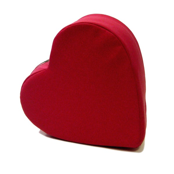 Senseez Pink Heart Vibrating Pillow
