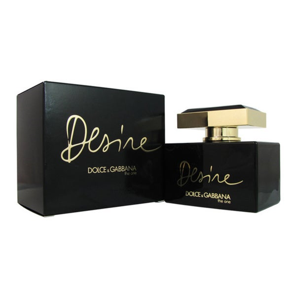 dolce gabbana the one desire women 39 s 2 5 ounce eau de parfum spray free shipping today. Black Bedroom Furniture Sets. Home Design Ideas