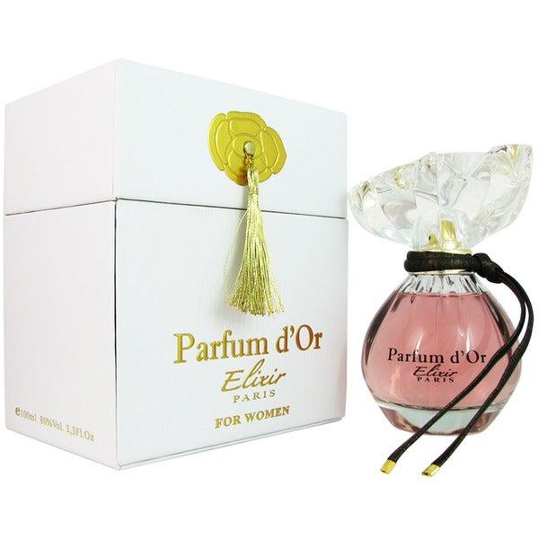 Kristel Saint Martin Parfum dOr Elixir Women's 3.3 ounce Eau de Parfum Spray