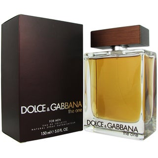 Dolce & Gabbana The One Men's 5-ounce Eau de Toilette Spray
