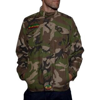 Men's Camoflauge JAH Army Jacket (Nepal)