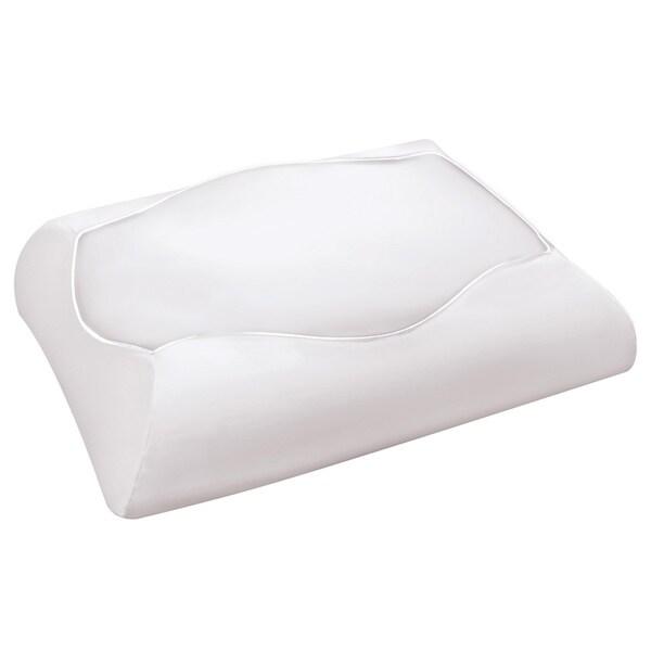 Sharper Image Premium Memory Foam Cradle Pillow