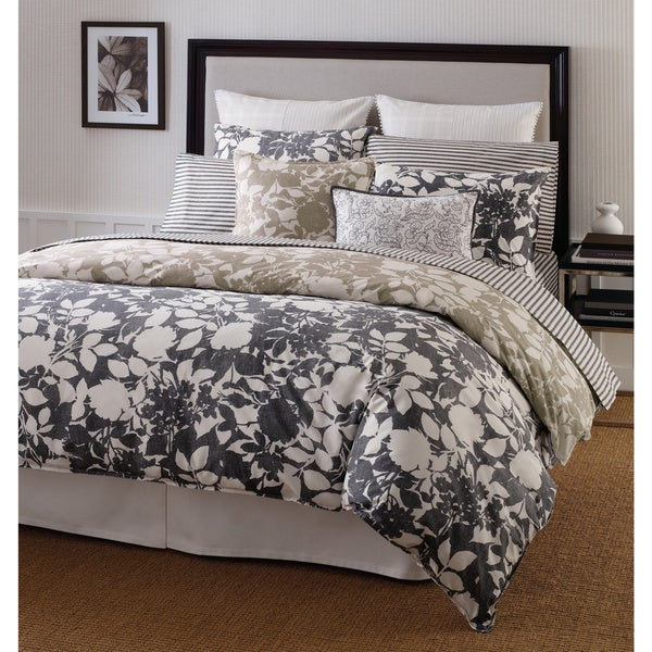 Shop Tommy Hilfiger Montclair 3 Piece Reversible Comforter